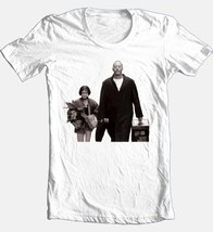 The Professional T-shirt Leon 90s classic movie 100% cotton graphic white tee image 2