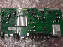 3642-0492-0150 Main Board From Vizio SV420XVT1A LCD TV
