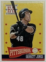 2013 Panini Hometown Heroes #245 Garrett Jones Pittsburgh Pirates Baseball Card - $2.44