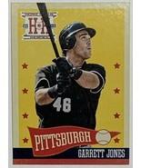 2013 Panini Hometown Heroes #245 Garrett Jones Pittsburgh Pirates Baseba... - $2.44