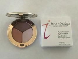 Jane Iredale PurePressed Pressed Eye Color Eyeshadow Trio Pink Quartz - $19.95