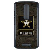 U.S. Army Motorola Moto X3 case Customized premium plastic phone case, design #5 - $12.86
