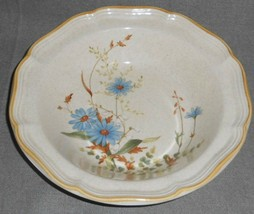 Mikasa BLUE DAISIES PATTERN Serving or Vegetable Bowl - $19.79