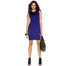 Guiliana Rancic Fashionable Ponte Slvless Dress... - $22.74