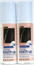 2 Count Clairol 1.8 Oz Black Root Touch Up Temporary Color Refreshing Spray - $14.99