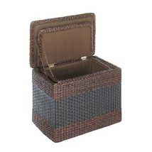Nesting Storage, Brown Duo Organizer Decorative Patio Box Nesting Storag... - $2.724,75 MXN