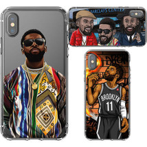 Kyrie Irving KD Silicone Phone case For APPLE iPhone Xs Max Xr X 8 7 6s ... - $4.45+