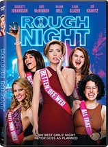 Rough Night [DVD, 2017]