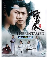 Chinese Drama DVD The Untamed 陈情令 (2019) English Subtitle Free Shipping - $44.50