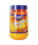 NOW Foods L-Glutamine Powder, 1 lb. - $27.95