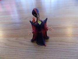 Disney Villian Jafar w Lago Aladdin PVC Figure ... - $10.00
