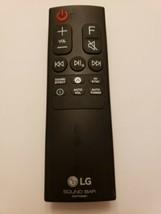 LG AKB75595301 Original Sound Bar Audio Remote Control - $12.11