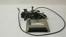 ENGINE CONTROL MODULE WITH IGNITION SWITCH & KEY 03 04 05 BMW X5 3.0L 5W... - $132.20