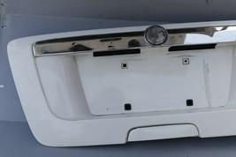 Saab 9-7x 97x Tail Gate Trunk Lid Backup License Panel Lights Garnish image 2