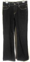 DKNY SOHO JEANS Womens Black Denim 31/30 Free Shipping - $19.95