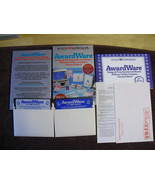 "Vintage ""AwardWare"" software for Atari and Commodore home computers - $24.74"