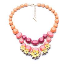 Summer Short Sweet Wholesale Women Necklace Bohemia Statement Bubble Nec... - $33.32