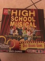 High School Musical Dvd Board Game 2006 - $9.49