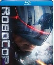 Robocop [Blu-ray + DVD] (2014)