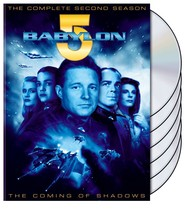 Babylon 5 Complete 2nd Second Season 2 Two DVD SET Series TV Show Bruce ... - $31.67