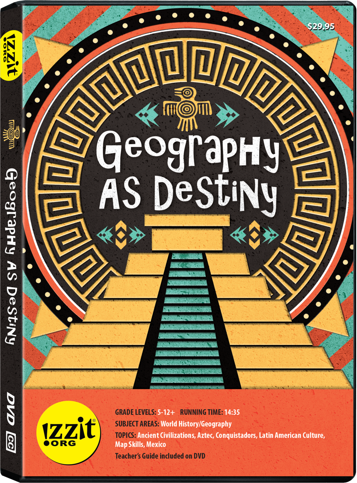Primary image for Geography as Destiny
