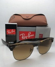 Polarizados Ray-Ban Gafas de Sol Clubmaster Grande RB 4175 878/M2 - $199.57