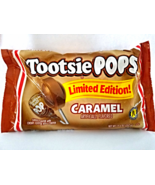 Tootsie Pops Limited Edition Caramel Flavored Suckers With Chewy Center ... - $9.00