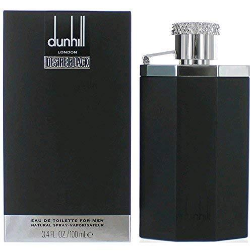 Primary image for Desire Black by Dunhill for Men - 3.4 oz EDT Spray