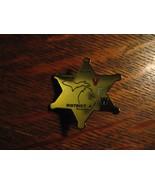 Michigan VFW Lapel Pin - USA Veterans Of Foreign Wars District 4 Militar... - $19.79