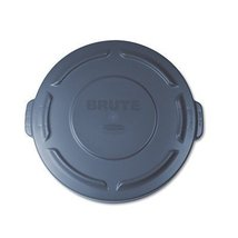 Rubbermaid Commercial Products Rcp 2619-60 Gra C-Lid For Brute 20 Gal Gr... - $17.73