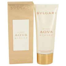 Bvlgari Aqua Divina Perfume By  BVLGARI  FOR WOMEN  3.4 oz Body Lotion - $27.70