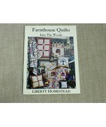 Farmhouse Quilts Into The Woods From Liberty Homestead  - $9.49