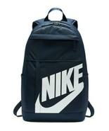 NEW! Nike Sportswear Elemental Obsidian Backpack MEN'S UNISEX BLUE  BA58... - $37.39