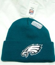 Kids Youth Philadelphia Eagles Nfl Football Winter Skull Hat New w/ Tag - $16.34