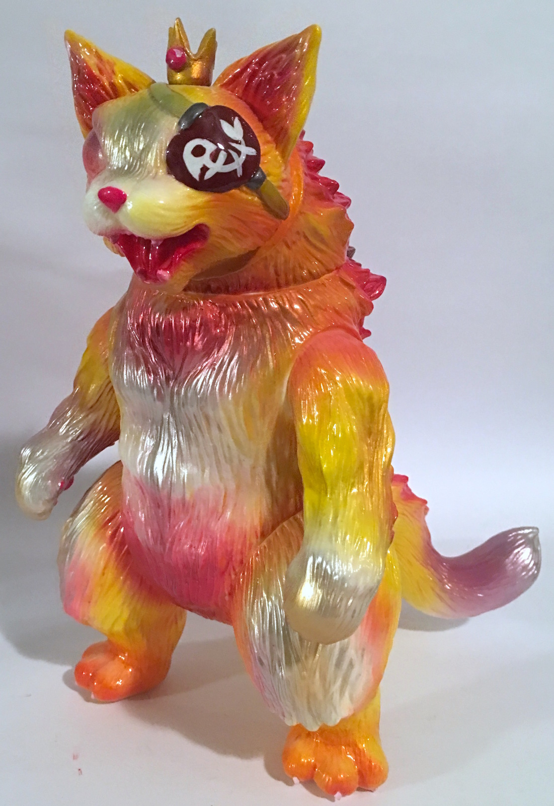 MaxToy King Negora Custom by Javier Jimenez