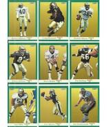 (14) 1991 Fleer New Orleans Saints (Complete Team Set) See Listing - $2.10