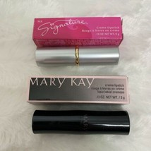 Mary Kay Creme Lipstick Apricot Glaze Lot Of 2 Discontinued New - $18.70