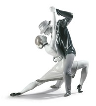 Lladro Passionate Tango Couple Figurine. Limited Edition 01009140 - $1,592.10
