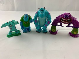 Disney Pixar Monsters Inc. University Figures Cake Toppers Decorations F... - $12.82