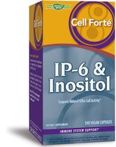 Nature's Way Cell Forte IP6 Inositol Sup, GlutenFree Vegetarian Capsules... - $47.37