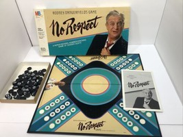 1985 NO RESPECT, Rodney Dangerfield's Game, complete - $11.87