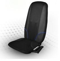 SHIATSU Massage Mat Black Relaxing Heated SPA Back Massager Car Seat Med... - $99.03