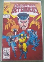 Secret Defenders #1-25 (Complete Series) - $48.50