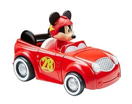 Fisher-Price Disney Mickey & the Roadster Racers, Transforming Hot Rod ... - $41.99