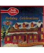 Betty Crocker Holiday Celebrations - Music, Recipes, Party Planning, and... - $2.97