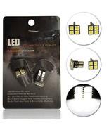 Flashtech LED Exterior and Interior SMD LED Bulbs - 4 LED - White - T10 ... - $17.64