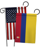 Colombia - Impressions Decorative USA - Applique Garden Flags Pack - GP1... - $30.97