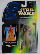 1996 Star Wars POTF Tusken Raider Gadderffii Stick Action Figure - $15.00
