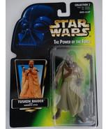 1996 Star Wars POTF Tusken Raider Gadderffii Stick Action Figure - $15.00