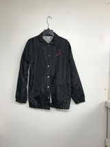 NCAA Alabama Crimson Tide Youth Boys Bravo Coaches Jacket, Black, Youth ... - $19.34